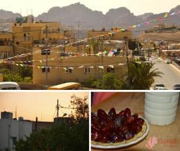 Wadi Musa during Ramadan
