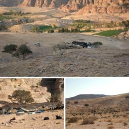 Views of Wadi Musa