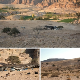 Views of Wadi Musa