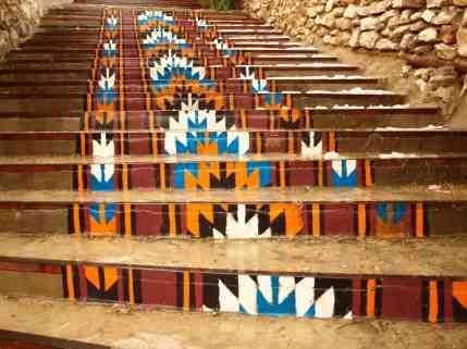 Weibdeh stairs