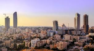 Amman new skyline