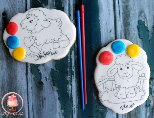 Paint you own cookie!