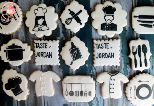 Tailor-made Taste cookie designs