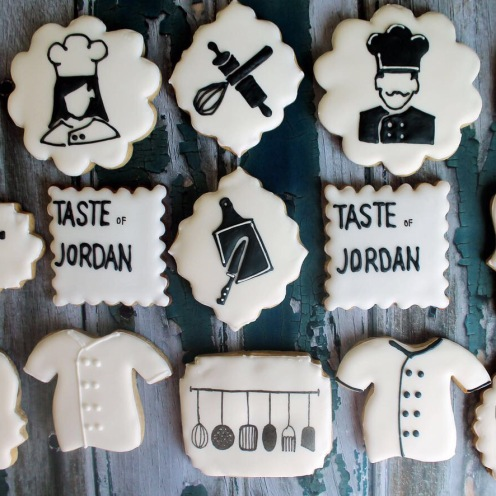 Tailor-made Taste cookie designs