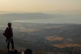 View of Lake Tiberius
