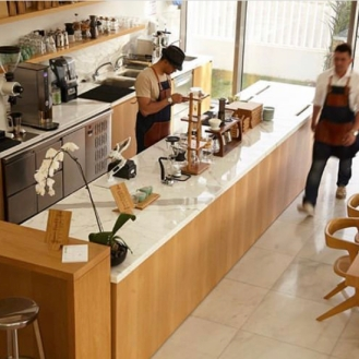 The Espresso Lab Jumeirah 1